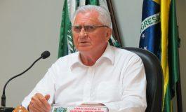 Pedro Rauber sugere construção de muros em todos os cemitérios dos distritos