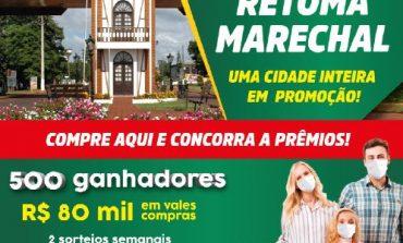 Empresários são convidados a participarem da campanha Retoma Marechal