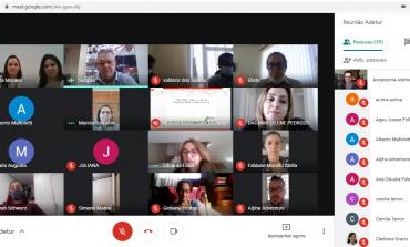 Adetur realiza reunião online com dirigentes de turismo e associados e destaca ações desenvolvidas