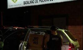 BPFron apreende carro com cigarros em Pato Bragado e causa prejuízo de R$ 127 mil aos criminosos