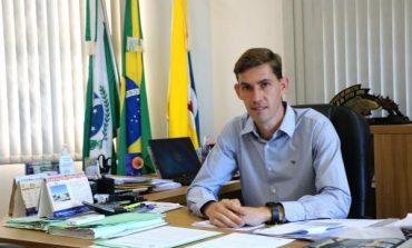 A Gazeta Web transmite amanhã (17), ao vivo, entrevista com o prefeito de Maripá, Anderson Bento Maria