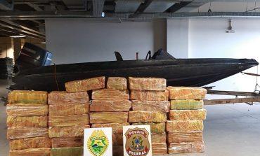 Bope apreende cerca de 700 quilos de maconha em Pato Bragado