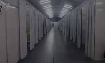 Hospital de Campanha dá início a atendimentos em Cascavel