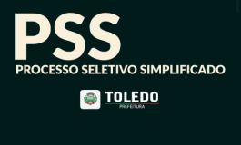 Prefeitura de Toledo abre inscrições para 32 vagas por PSS