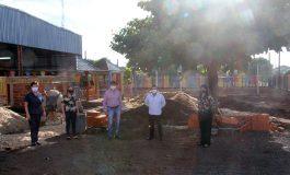 Escola Getúlio Vargas de Nova Santa Rosa passa por reformas