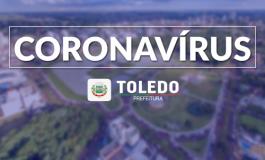 Presos diagnosticados com Covid-19 em Toledo são transferidos pelo Depen