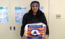 Governo entrega cestas de alimentos a migrantes e refugiados
