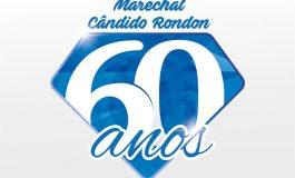 Prefeitura e Proem desenvolvem selo em comemoração aos 60 anos de Marechal Rondon