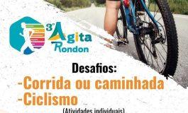 Marechal Rondon está com as inscrições abertas para o Desafio de Ciclismo e Corrida ou Caminhada