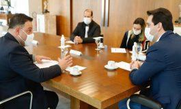 Agricultura no Paraná é tema de reunião entre Incra e governo estadual