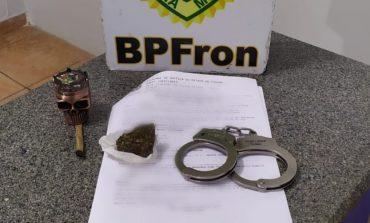 BPFron prende homens com mandados de prisão em aberto em Mercedes e Entre Rios do Oeste