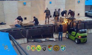 Operação Hórus apreende cerca de 1,8 tonelada de maconha em Pato Bragado