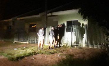Toledo: Polícia Militar convence homem em surto e armado a se render depois de 12 horas de negociação