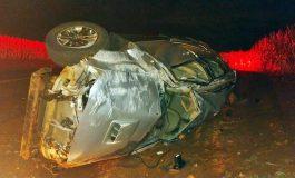 Policial Rodoviário de Marechal Rondon sofre acidente na rodovia entre Maripá e Toledo