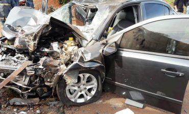 Morador de Nova Santa Rosa que sobreviveu a acidente no sábado (25) recebeu alta do hospital hoje (27)