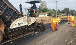 Prefeitura rondonense inicia as obras de asfaltamento entre Bela Vista e Novo Horizonte
