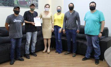 Assinada ordem de serviço para construção de Pavilhão no Arroio Guaçu, em Mercedes
