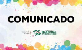 Agentes e profissionais da cultura devem realizar cadastro em Marechal Rondon