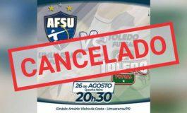 Toledo Futsal tem jogos suspensos após confirmações de casos por Covid-19