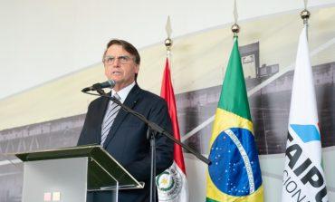 Bolsonaro volta a Foz do Iguaçu para lançamento da duplicação da Rodovia das Cataratas