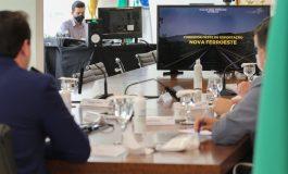 Governador do Paraná apresenta Corredor Oeste de Exportação à bancada federal