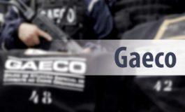 Gaeco cumpre mandados de busca na prefeitura, na casa de prefeito e de secretário de Planejamento de Nova Tebas