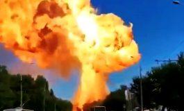 Depois da explosão do porto de Beirute, agora posto de combustível explode na Rússia e deixa feridos