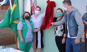 Inaugurada Unidade de Tratamento de Materiais Recicláveis de Mercedes