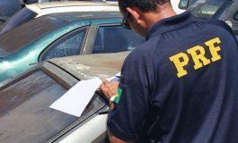 "Polícia Rodoviária Federal realiza 4° leilão ""online"" com 550 veículos no Paraná"