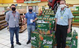Supermercados Copagril e Parati sorteiam duas motos Honda Biz para clientes