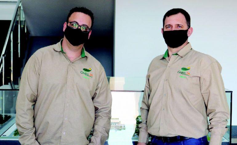 Empresa de assessoria de colheitas ingressa no Biopark
