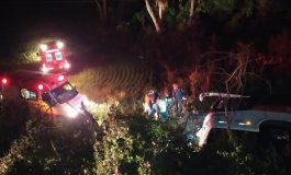 Duas pessoas morrem e 20 ficam feridas em acidente com ônibus que seguia para Foz do Iguaçu