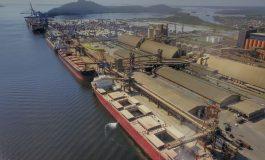 Porto de Paranaguá tem alta de 10% na movimentação de grãos