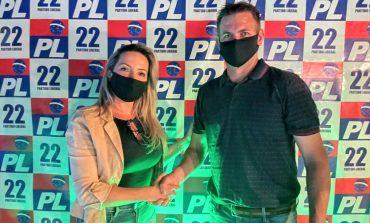 Alessandra Lupges e Marcelo Kaiser são os candidatos do PL à prefeitura de Entre Rios do Oeste