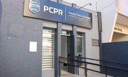 Polícia Civil inaugura nova sede da Divisão Estadual de Combate à Corrupção, em Cascavel