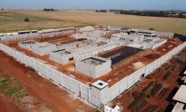 Cadeia de Guaíra deve dar equilíbrio ao sistema penitenciário no Paraná