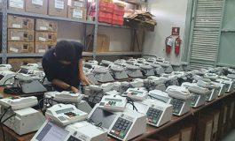 Zonas eleitorais do Paraná iniciam testes de urnas para as eleições 2020