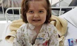 A pequena Izadora, de Marechal Rondon, precisa da sua ajuda para vencer a leucemia novamente