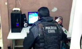 Marechal Rondon e outros 14 municípios são alvo de operação contra pornografia infantojuvenil na internet