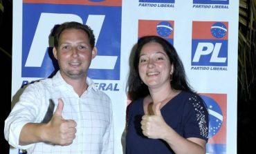 Rodrigo Schanoski e professora Janaína são os candidatos a prefeito e vice da situação em Maripá