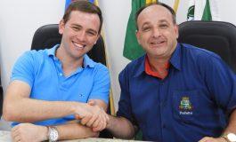 João e Tiago vão para a reeleição em Quatro Pontes, após validação do vice em convenção do DEM