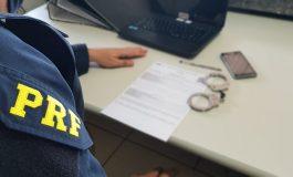 PRF prende em Guaíra um foragido condenado por estupro