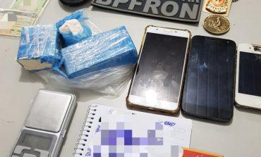 Foragido ligado a facção criminosa e roubo de caixa eletrônico é preso em Marechal Rondon com cocaína