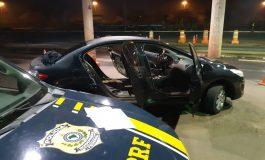 Polícia Rodoviária Federal prende homem em Mercedes com três mandados de prisão em aberto