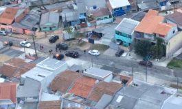 PCPR e PMPR cumprem 53 mandados contra o tráfico de drogas em Curitiba e RMC