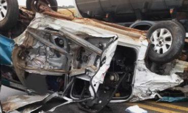 Morre segunda vítima do grave acidente de ontem (16) envolvendo veículo da Saúde na PR-182