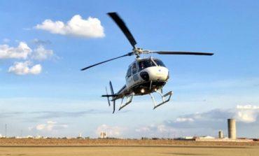 Criança atropelada por jet ski na praia de Entre Rios do Oeste é transferida de helicóptero a Cascavel