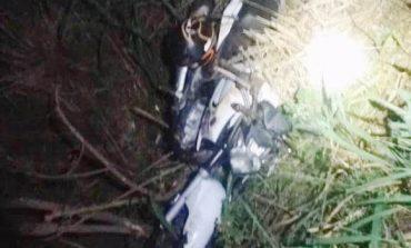 Motociclista tem ferimentos de média gravidade após sofrer queda entre Marechal Rondon e Pato Bragado