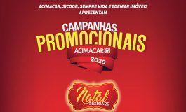 Empresários já podem aderir à campanha Natal Premiado da Acimacar
