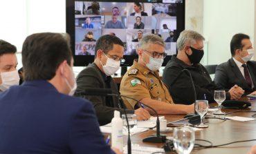Pandemia: Governo do Paraná libera retorno de servidores às atividades presenciais